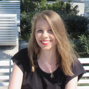 Něco se pokazilo! Zde měla být fotka naší dobrovolnice Moniky.